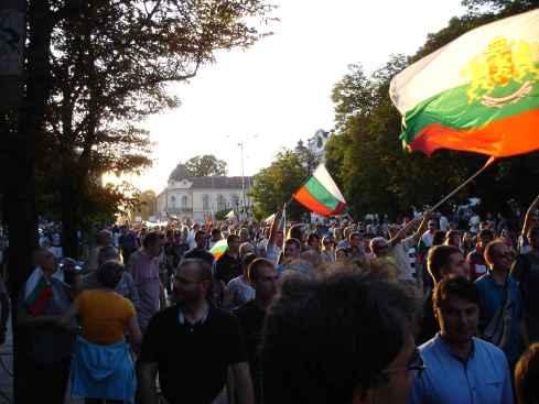 Лицата на протеста - 16 юни 2013г.